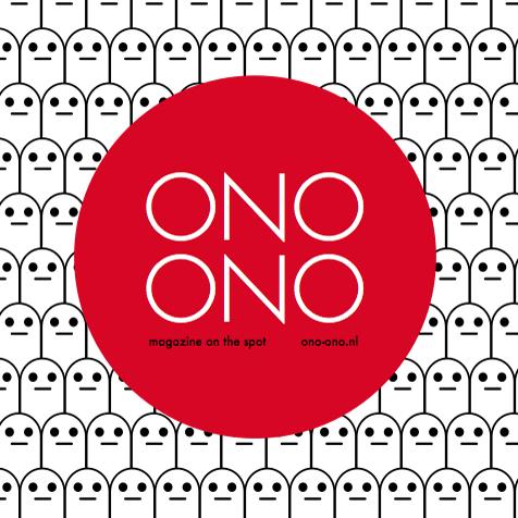 Ono-Ono Magazine on the spot